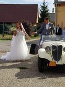 Svadobné šaty Lorenzo Rossi, 40