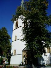kostol v Dolnom Kubine kde sa konal nas svadobny obrad