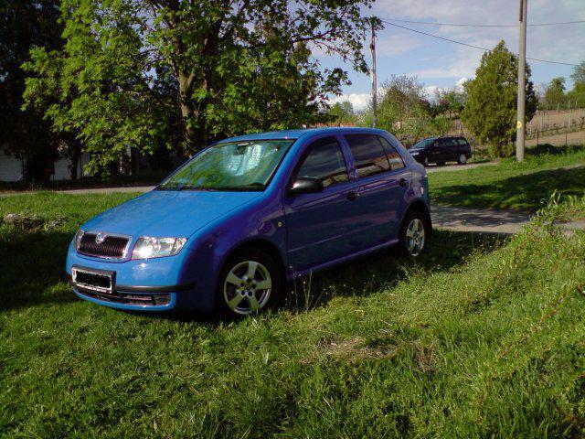 Veronika a Mirko, 19. 9. 2009 - toto bude naše svadobné autíčko