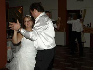 Už sa snažím tancovať aj ked nie s mojím drahým :o)