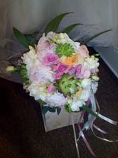 Moje dokonalá kytice druhý den