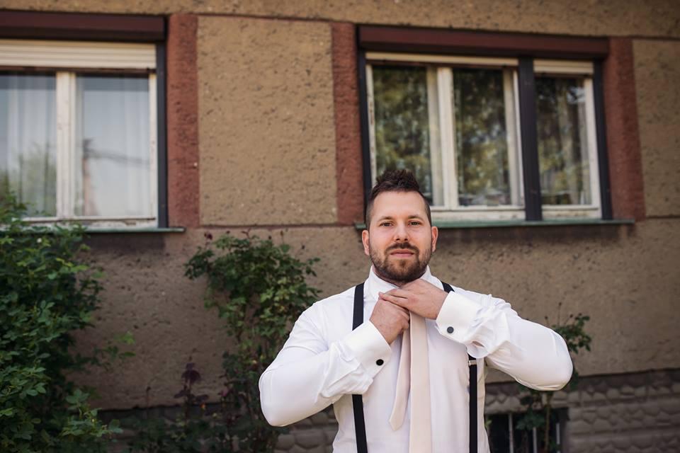 Klára{{_AND_}}Daniel - můj sexy manžel :)