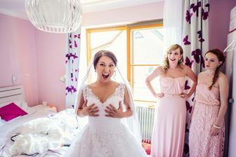 Šílená nevěsta 😄😄