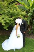 Svadobné šaty veľkosť 30-34, 32