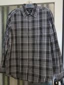 pánská košile dlouhý rukáv, 42
