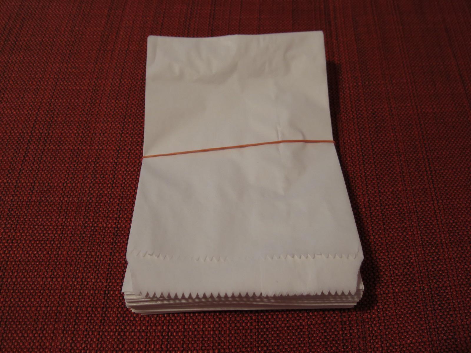 papírové sáčky - Obrázek č. 1