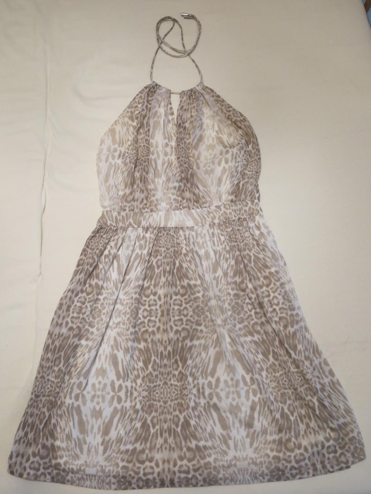 šaty za krk Mango - Obrázek č. 1