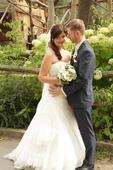 Svatební šaty (MS Moda)koupené v salónu 38-42, 42