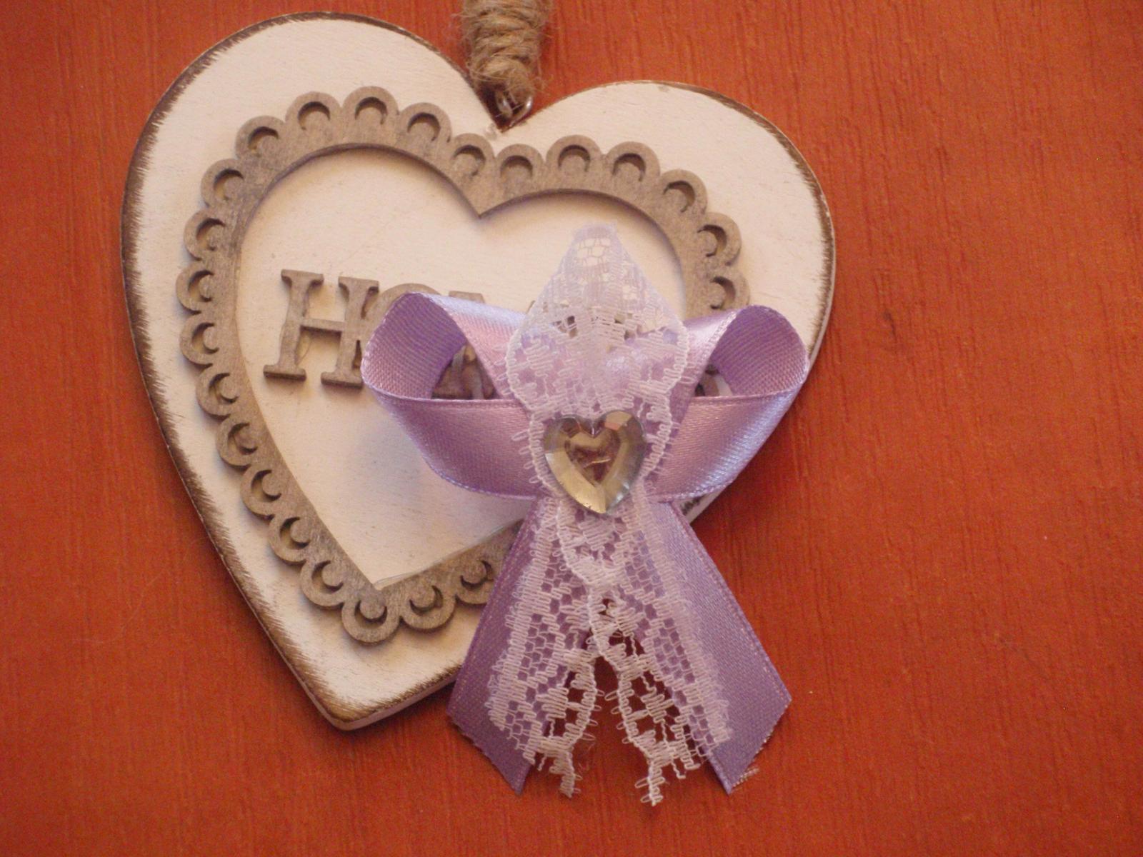 43.Pierka s čipkou, štrasovým srdcom - viac farieb - Obrázok č. 2