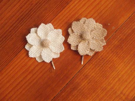 104. Sponky s jutovým kvetom - Obrázok č. 1