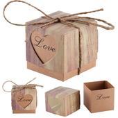 Svatební box, krabička na cukrovinky, drobné dárky,