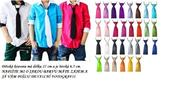 Dětská kravata v různých barvách,