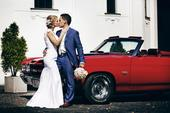 krajkové svatební šaty + bolerko, 37