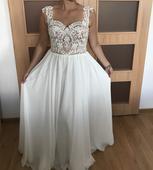 Očarujúce svadobné šaty, 38