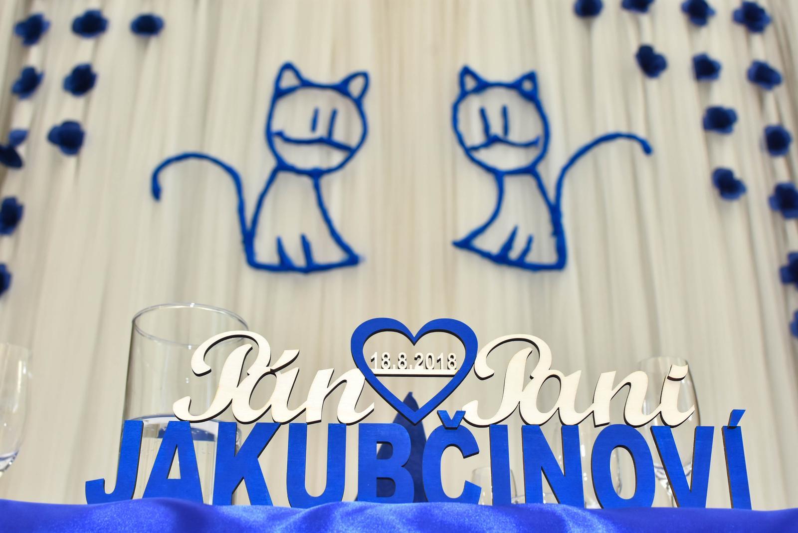 Janka{{_AND_}}Peťko - #tematickasvadba mačky