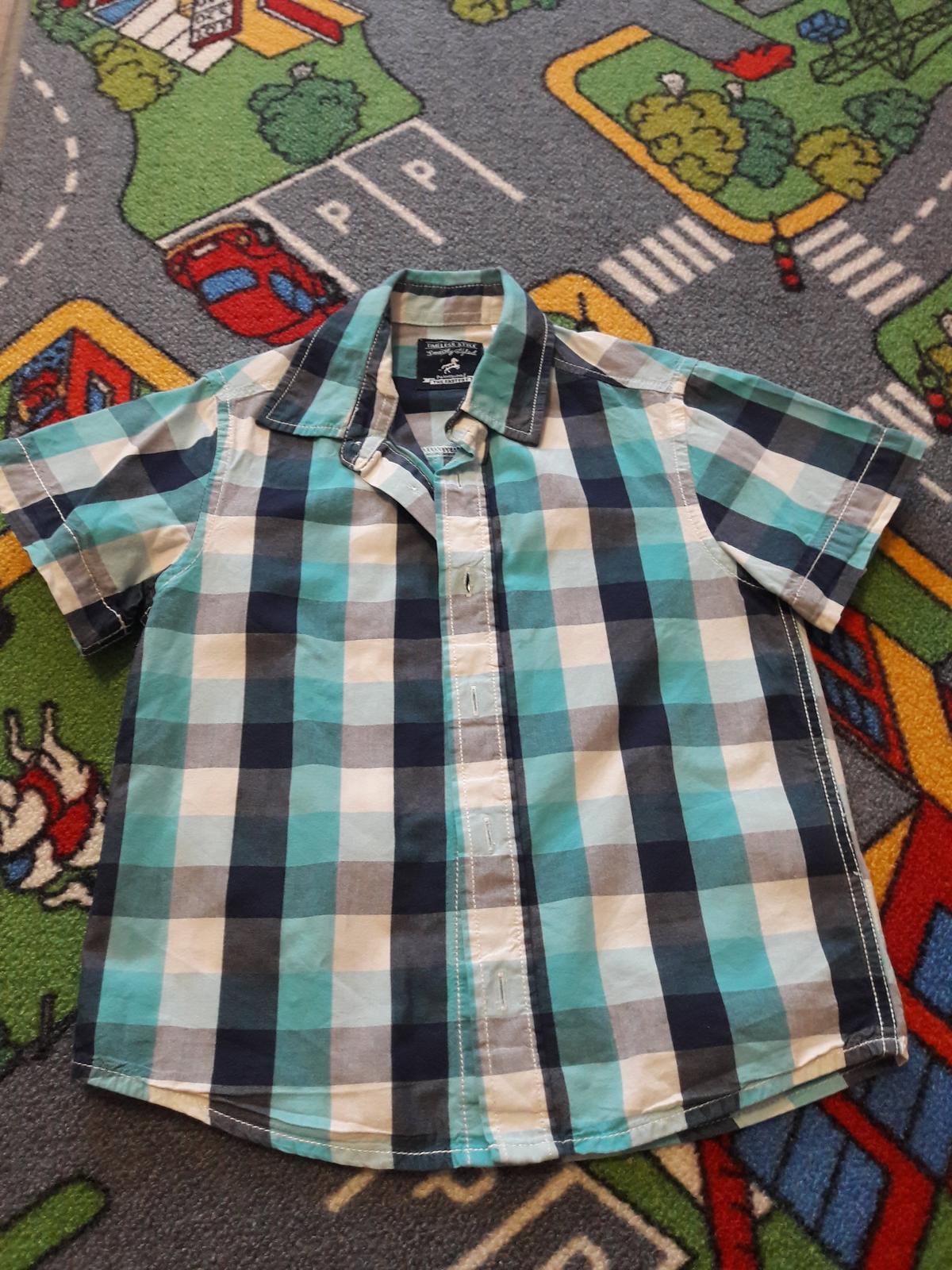 Košile - dětská - vel. 104 - Obrázek č. 1