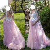 Starorůžové svatební šaty , 34