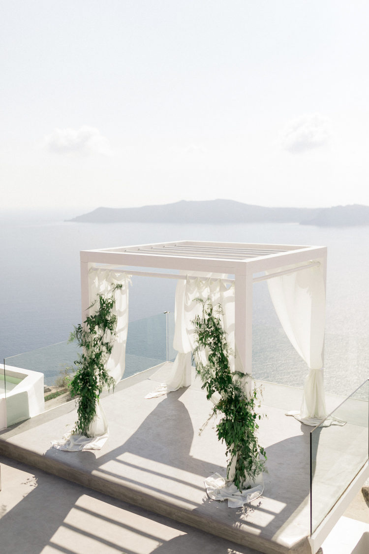 Reálná svatba na Santorini - Obrázek č. 3