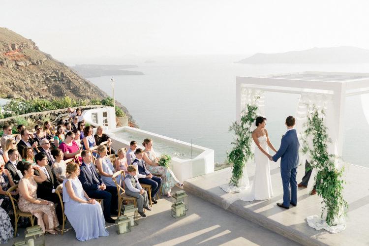 Reálná svatba na Santorini - Obrázek č. 5