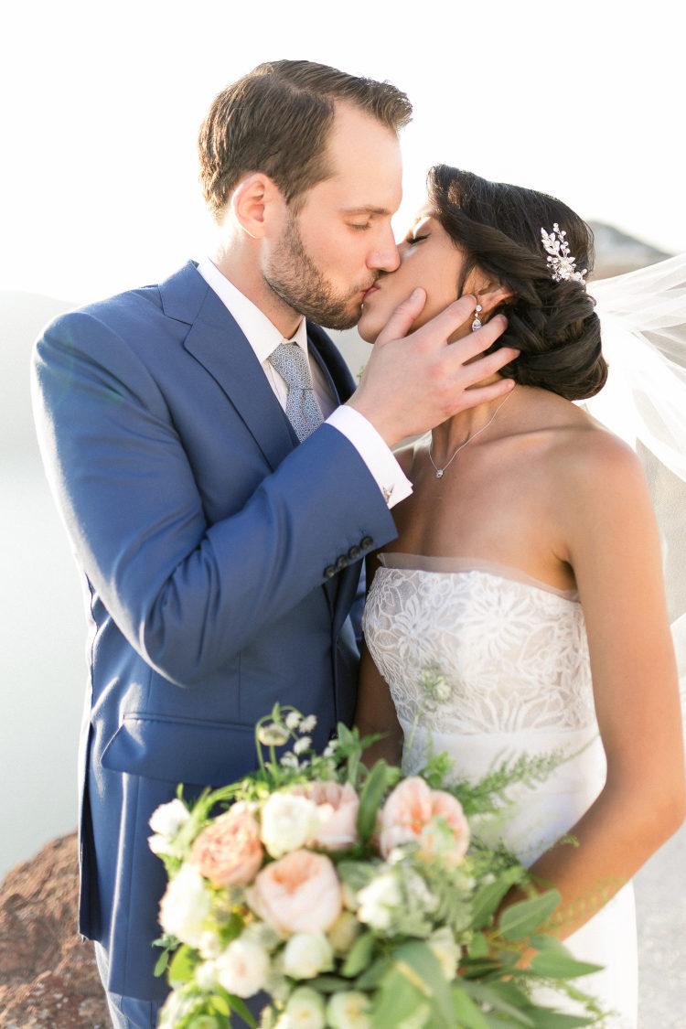Reálná svatba na Santorini - Obrázek č. 14