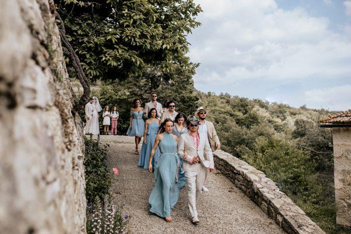 Reálná toskánská svatba - Obrázek č. 14