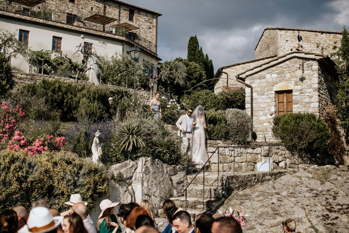 Reálná toskánská svatba - Obrázek č. 15