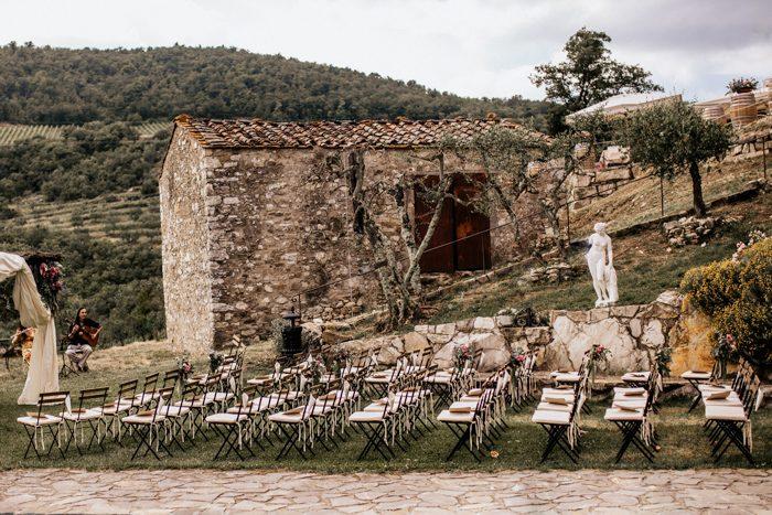 Reálná toskánská svatba - Obrázek č. 16