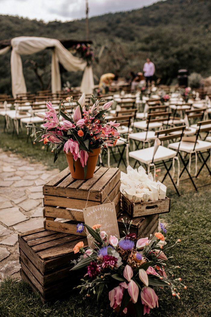 Reálná toskánská svatba - Obrázek č. 17
