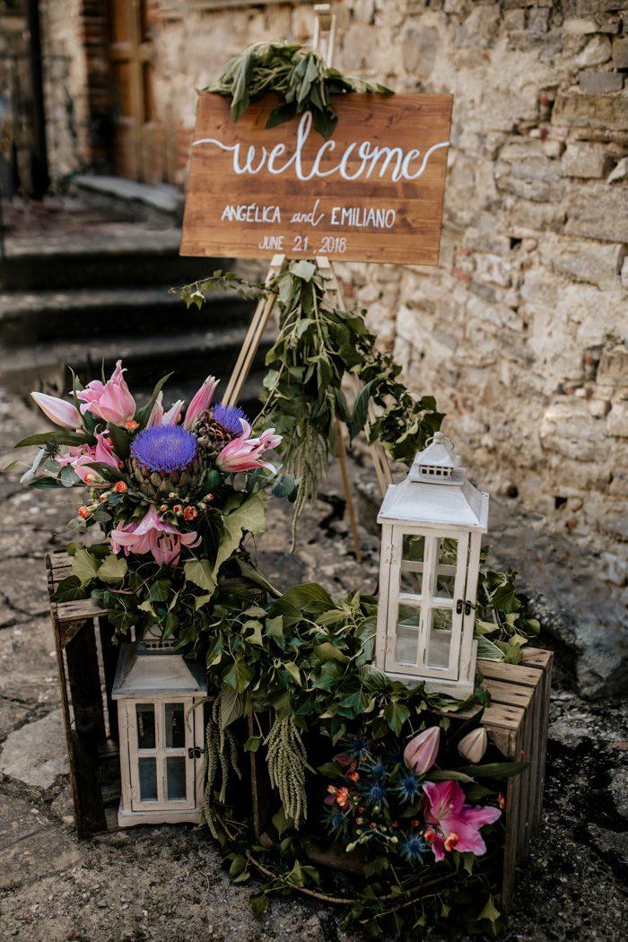 Reálná toskánská svatba - Obrázek č. 19