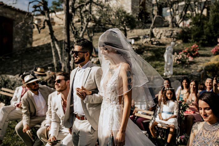 Reálná toskánská svatba - Obrázek č. 20