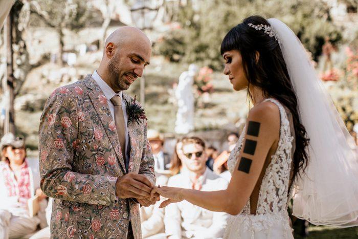 Reálná toskánská svatba - Obrázek č. 22