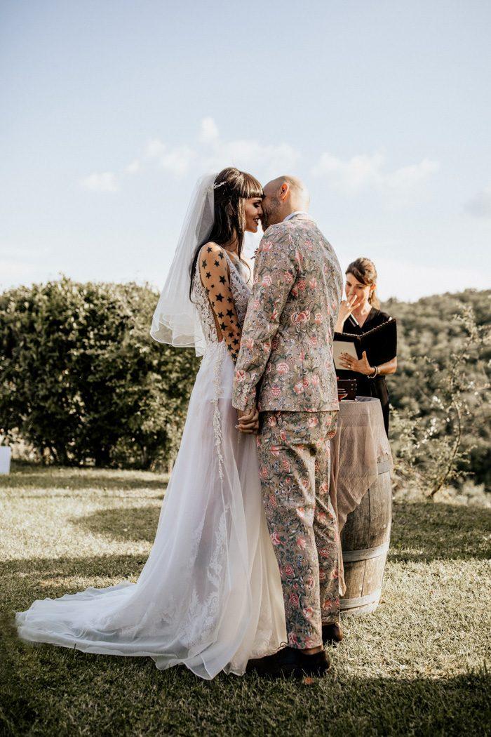 Reálná toskánská svatba - Obrázek č. 24
