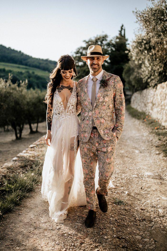 Reálná toskánská svatba - Obrázek č. 28