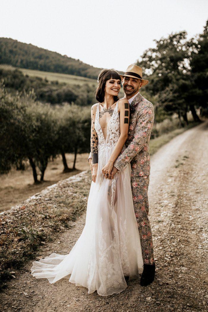 Reálná toskánská svatba - Obrázek č. 30