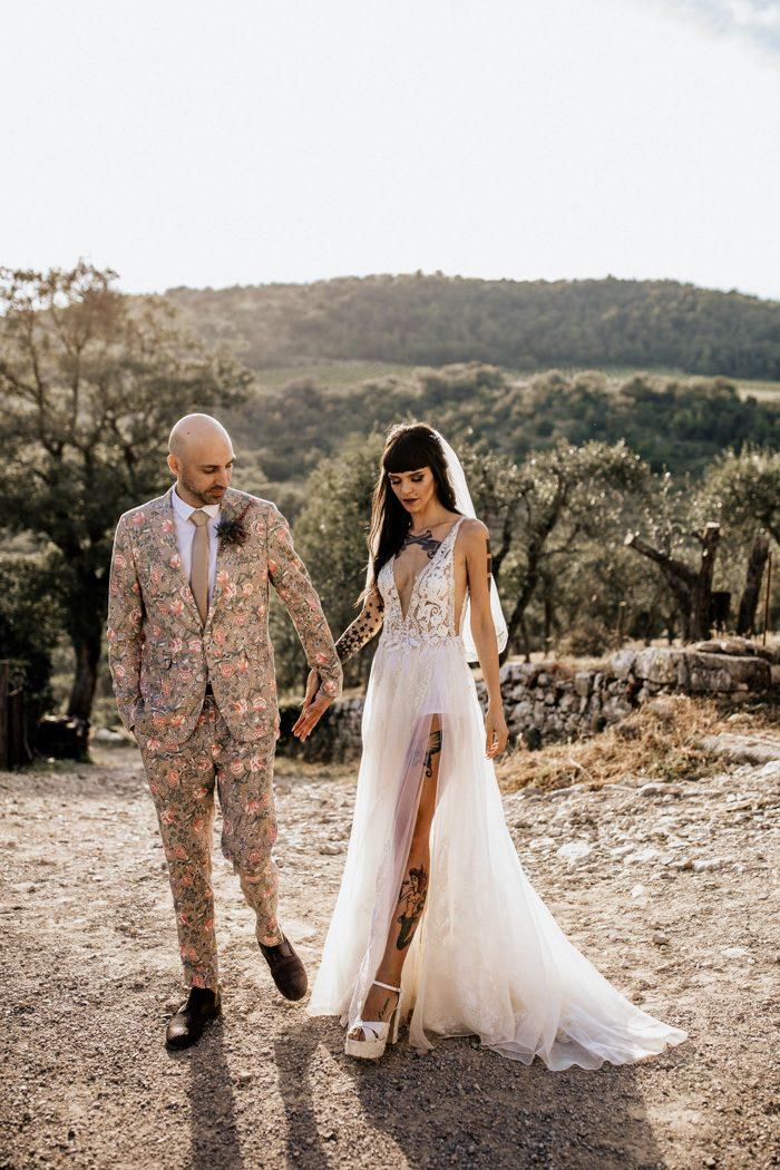 Reálná toskánská svatba - Obrázek č. 31