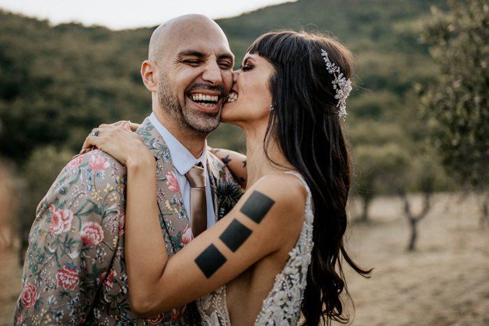 Reálná toskánská svatba - Obrázek č. 33