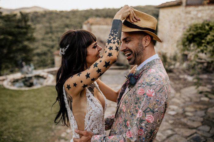 Reálná toskánská svatba - Obrázek č. 34