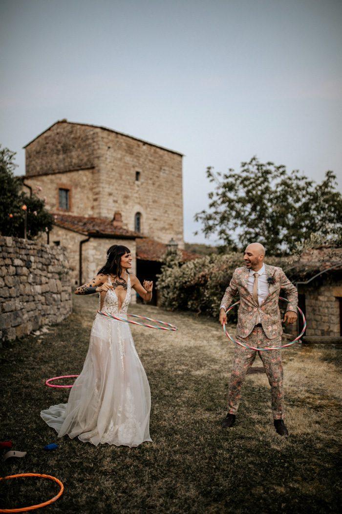 Reálná toskánská svatba - Obrázek č. 36