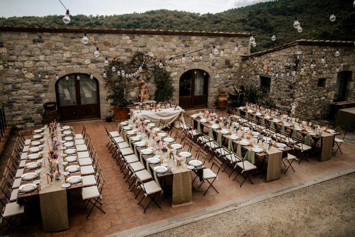 Reálná toskánská svatba - Obrázek č. 39