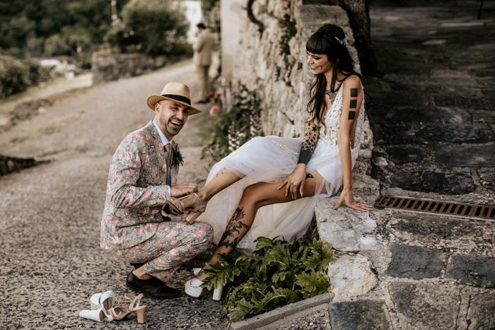 Reálná toskánská svatba - Obrázek č. 35