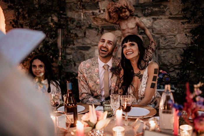 Reálná toskánská svatba - Obrázek č. 41