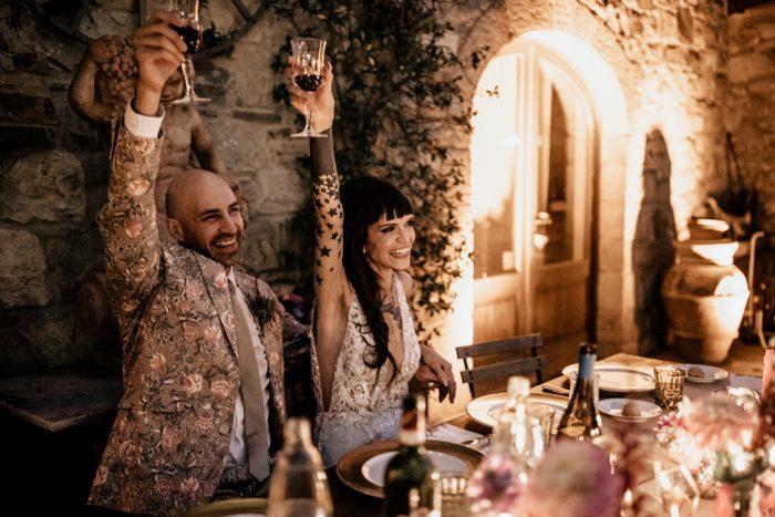 Reálná toskánská svatba - Obrázek č. 42