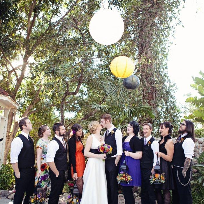 Halloween a dark svatby - Obrázek č. 43