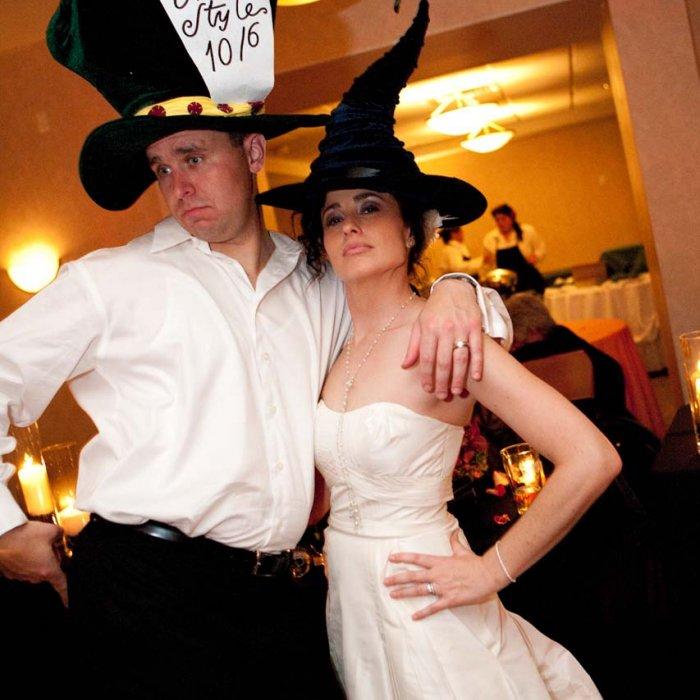 Halloween a dark svatby - Obrázek č. 87