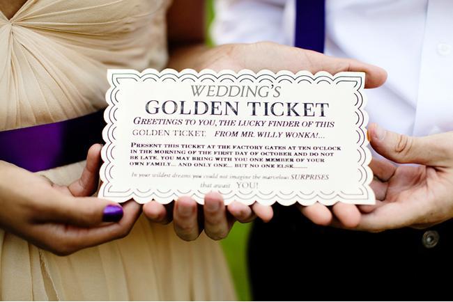Willy Wonka svatba - Obrázek č. 1
