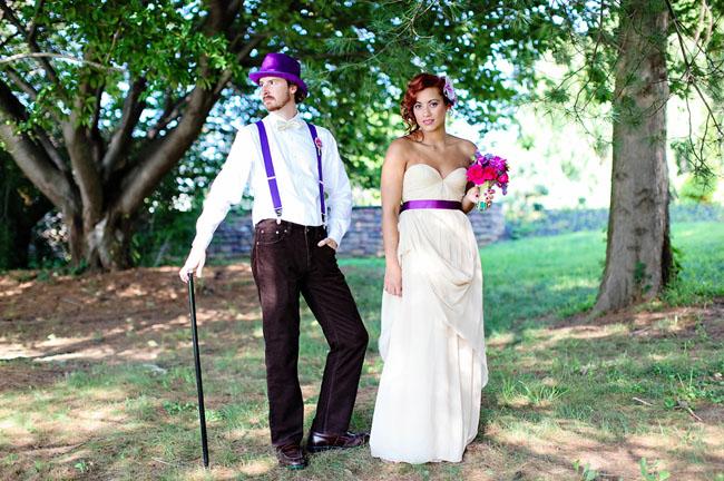 Willy Wonka svatba - Obrázek č. 3
