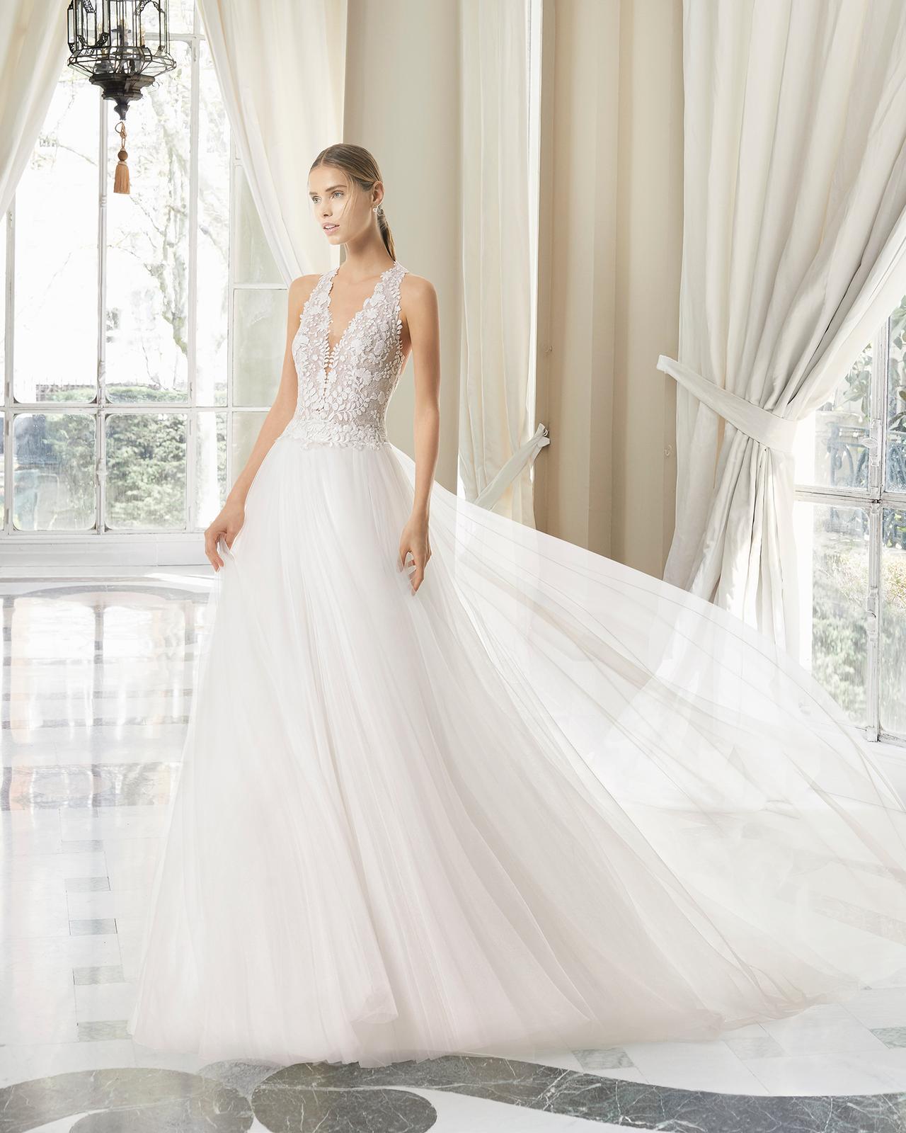 Rosa Clará Couture 2019 - Malaya