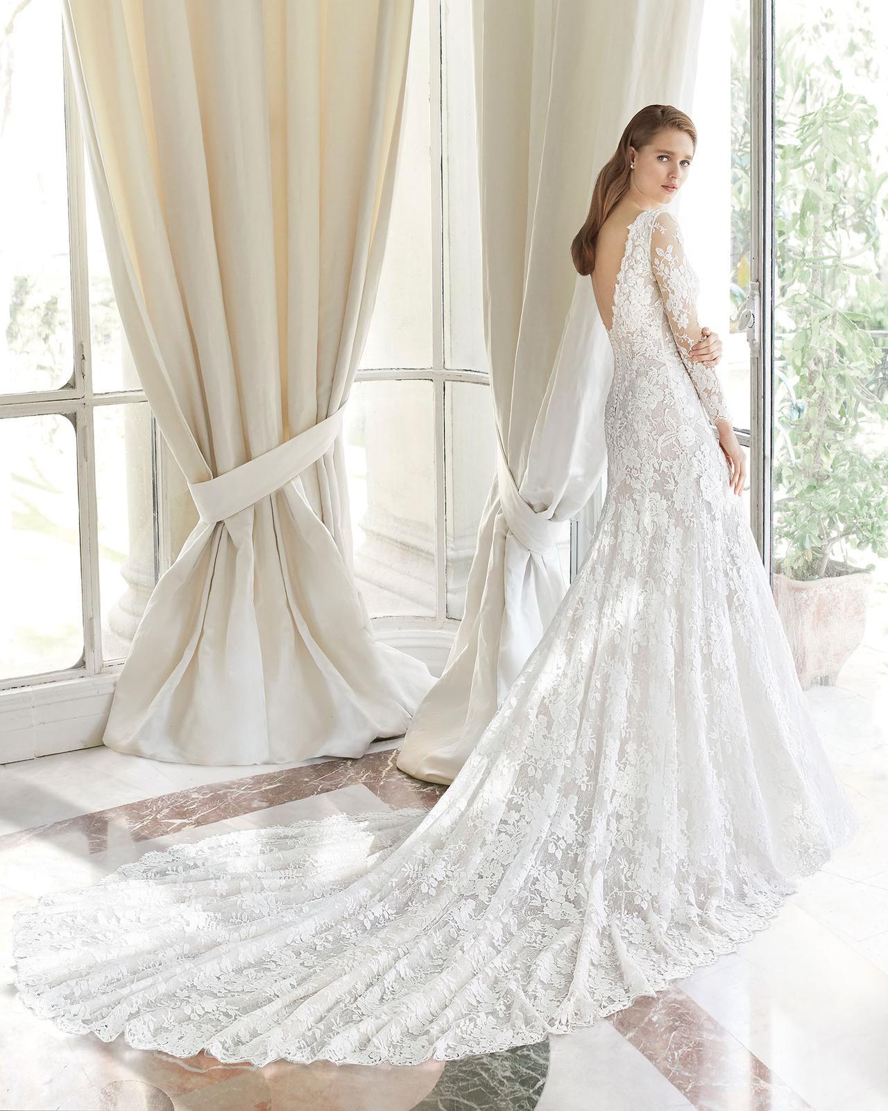Rosa Clará Couture 2019 - Margot