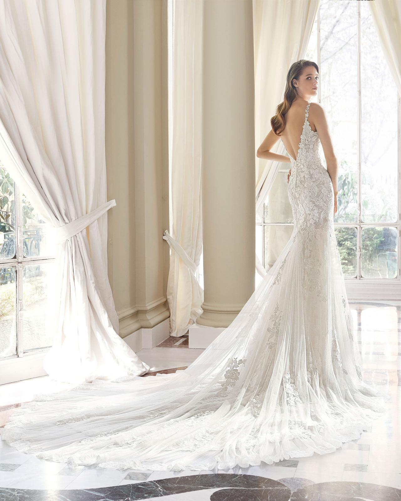 Rosa Clará Couture 2019 - Mariposa