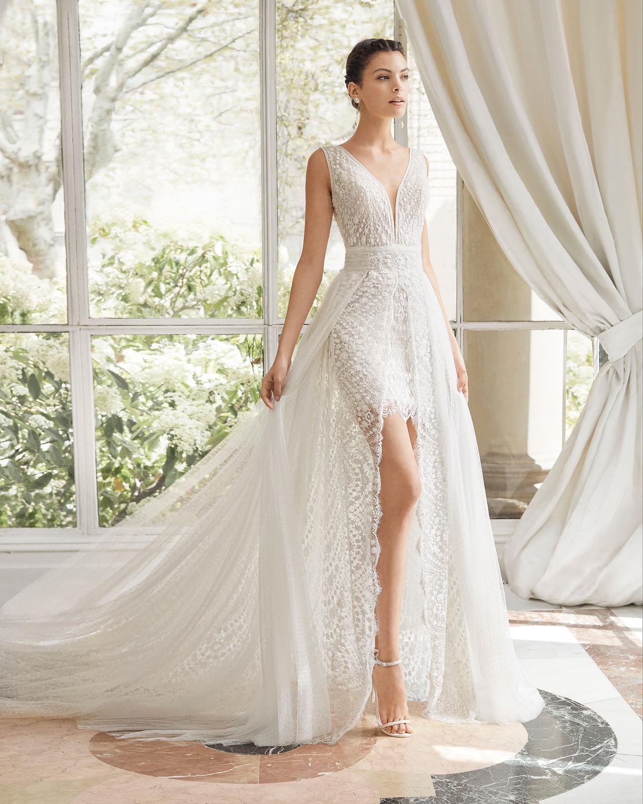 Rosa Clará Couture 2019 - Melanie